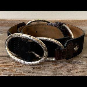 Women's Brighton Leather Belt, Brighton Belt
